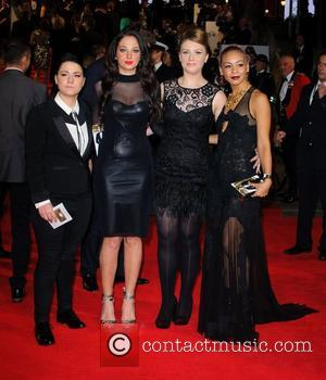 Jade Ellis, Tulisa Contostavlos, Ella Henderson, Lucy Spraggen and Royal Albert Hall