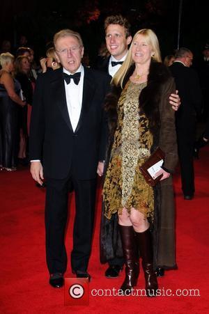 Sir David Frost James Bond Skyfall World Premiere held at the Royal Albert Hall- Arrivals   London, England -...