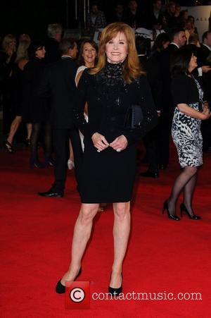 Stephanie Powers James Bond Skyfall World Premiere held at the Royal Albert Hall- Arrivals   London, England - 23.10.12