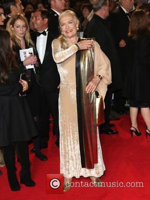 Shirley Eaton James Bond Skyfall World Premiere held at the Royal Albert Hall- Arrivals London, England - 23.10.12