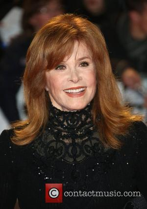 Stefanie Powers James Bond Skyfall World Premiere held at the Royal Albert Hall- Arrivals London, England - 23.10.12