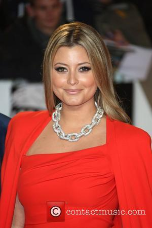 Holly Valance James Bond Skyfall World Premiere held at the Royal Albert Hall- Arrivals London, England - 23.10.12