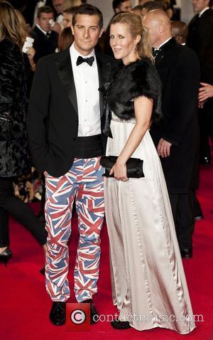 Bear Grylls Royal World Premiere of Skyfall held at the Royal Albert Hall - Arrivals. London, England - 23.10.12