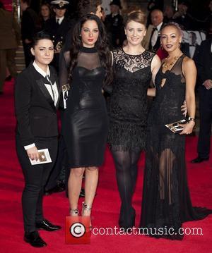 Tulisa Contostavlos, Jade Ellis, Lucy Spraggen, Ella Henderson and Royal Albert Hall