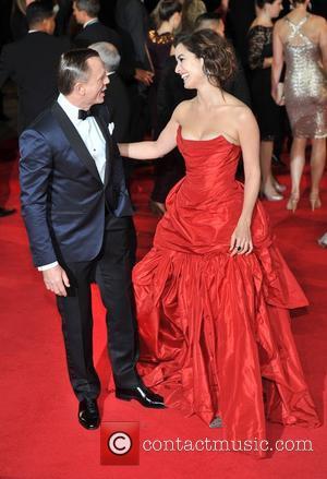 Daniel Craig, Berenice Marlohe and Royal Albert Hall