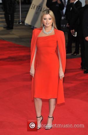Holly Valance and Royal Albert Hall