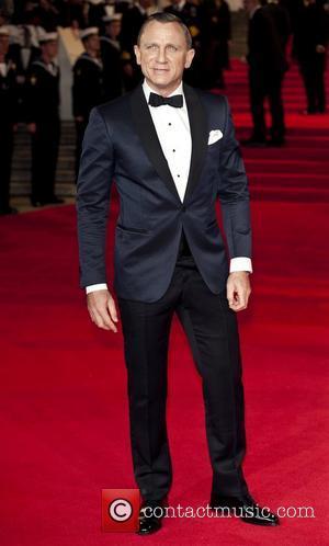 Daniel Craig and Royal Albert Hall