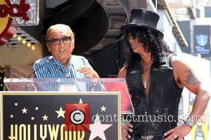 Robert Evans and Slash