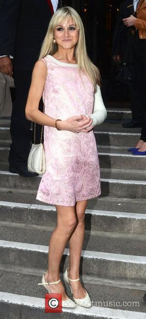 Nikki Grahame Smart Girls Fake It party held at Marriott Hotel County Hall London, England - 19.07.12