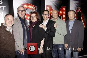 Theresa Rebeck, Craig Zadan and Michael Mayer