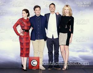 Kristen Stewart, Charlize Theron and Sam Claflin