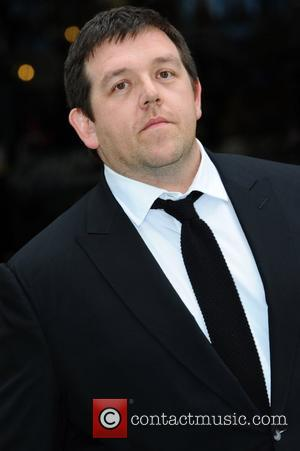 Nick Frost  World Premiere of Snow White and the Huntsman held at the Empire and the Odeon - Arrivals...