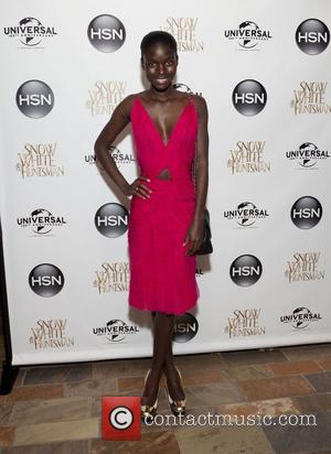 Jeniel Williams HSN Universal cocktail reception for 'Snow White & The Huntsman' held at the Tribeca Grand Hotel New York...
