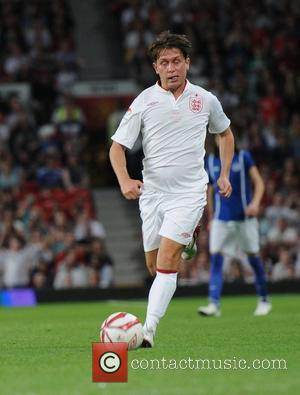 Mark Owen  Soccer Aid 2012 in support of UNICEF UK held at Old Trafford Manchester, England - 27.05.12