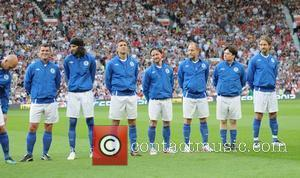 Keane, Gerard Butler, James Mcavoy, Kasabian, Mike Myers and Woody Harrelson