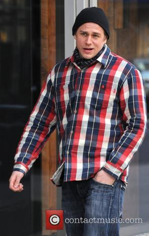 Charlie Hunnam Celebrities out and about in Soho New York City, USA - 30.03.12