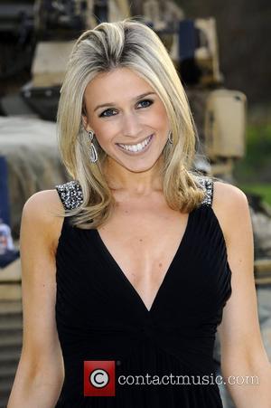 Lara Lewington Soldiering On Awards held at the London Syon Park - Waldorf Astoria Hotel - Arrivals London, England -...