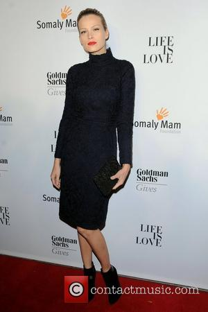 Petra Nemcova, Somaly Mam Foundation Gala, Red Carpet Arrivals. New and York City