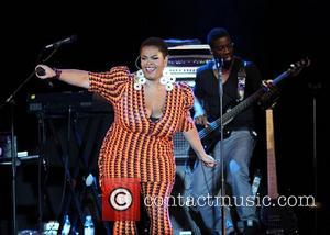 Jill Scott Teams Up With Eve At Made In America Festival