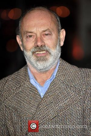 Keith Allen,  at the launch party for the Somerset House Ice Rink at Somerset House. London, England - 15.11.12