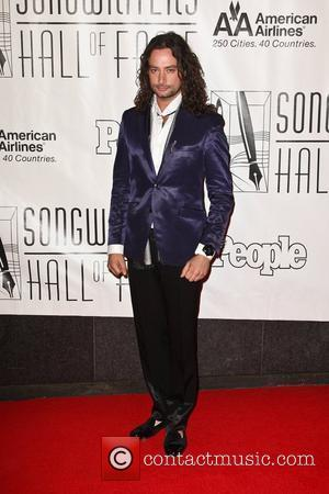 Constantine Maroulis 43rd Annual Songwriters Hall of Fame Induction Ceremony held at the New York Marriott Marquis Hotel– Arrivals. New...