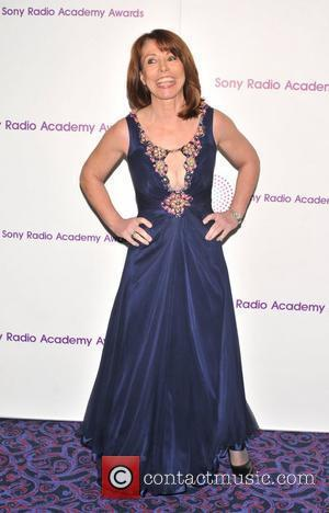 Kay Burley 30th Sony Radio Academy Awards held at the Grosvenor House - Arrivals. London, England - 14.05.12