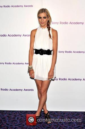 Kate Lawler 30th anniversary Sony Radio Academy Awards held at the Grosvenor House - Arrivals. London, England - 14.05.12