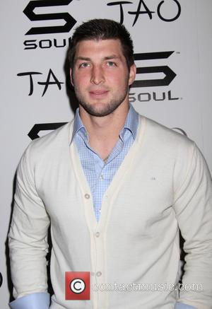 Tim Tebow Official SOUL Headphones party hosted by Ludacris with special guest Tim Tebow at Tao nightclub  Featuring: Tim...