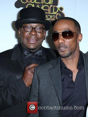 Bobby Brown, Ralph Tresvant 2012 Soul Train Awards at the fabulous Planet Hollywood Resort and Casino - Arrivals  Las...