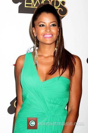 Claudia Jordan 2012 Soul Train Awards at the fabulous Planet Hollywood Resort and Casino - Arrivals Las Vegas, Nevada -...