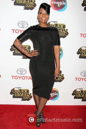 Fantasia Barrino 2012 Soul Train Awards at the fabulous Planet Hollywood Resort and Casino - Arrivals Las Vegas, Nevada -...