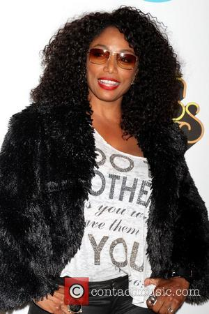 Karyn White 2012 Soul Train Awards at the fabulous Planet Hollywood Resort and Casino - Arrivals Las Vegas, Nevada -...