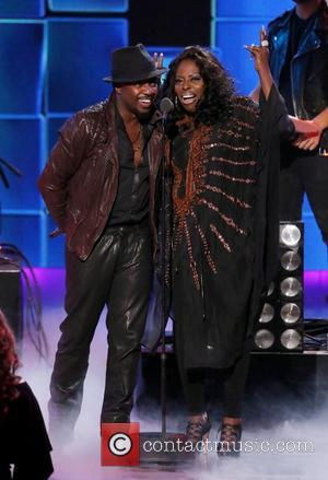 Anthony Hamilton, Angie Stone 2012 Soul Train Awards at Planet Hollywood Resort and Casino - Performance Las Vegas, Nevada -...