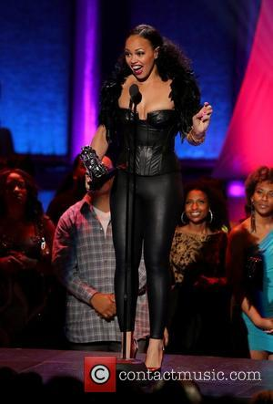 Elle Varner 2012 Soul Train Awards at Planet Hollywood Resort and Casino - Performance Las Vegas, Nevada - 08.11.12