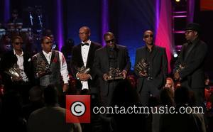 New Edition 2012 Soul Train Awards at Planet Hollywood Resort and Casino - Performance Las Vegas, Nevada - 08.11.12