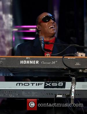 Stevie Wonder Pays Homage To His Friend Dick Clark