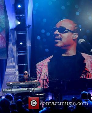 Stevie Wonder and Planet Hollywood