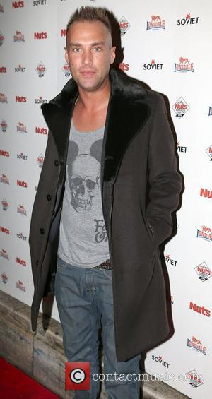 Callum Best at The Soviet Nuts Awards Party held at Aura in Mayfair. London, England - 06.12.12