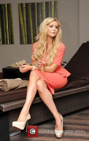 Nicola McLean The launch of the Mind, Body and Soul Clinic at the Bridgewater Hospital  Manchester, England - 24.09.12