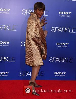 Cicely Tyson The Los Angeles Premiere of 'Sparkle' - Inside Arrivals Los Angeles, California - 16.08.12