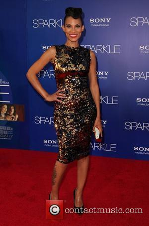 Goapele The Los Angeles Premiere of 'Sparkle' - Inside Arrivals Los Angeles, California - 16.08.12