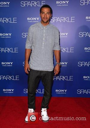 Jesse Williams The Los Angeles Premiere of 'Sparkle' - Inside Arrivals Los Angeles, California - 16.08.12