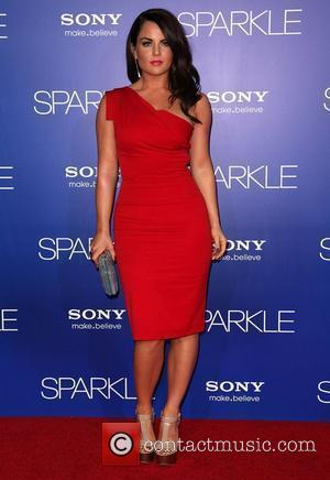 Joanna 'JoJo' Levesque The Los Angeles Premiere of 'Sparkle' - Inside Arrivals Los Angeles, California - 16.08.12