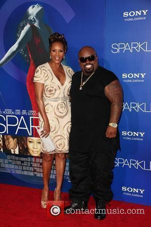 Vivica A Fox and Cee-lo Green