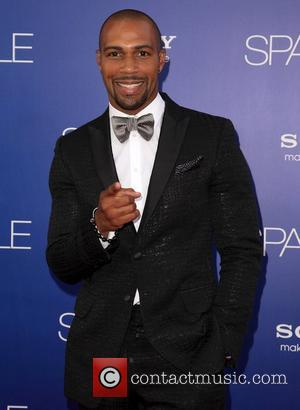 Omari Hardwick Los Angeles Premiere of 'Sparkle' at Grauman's Chinese Theatre Los Angeles, California - 16.08.12