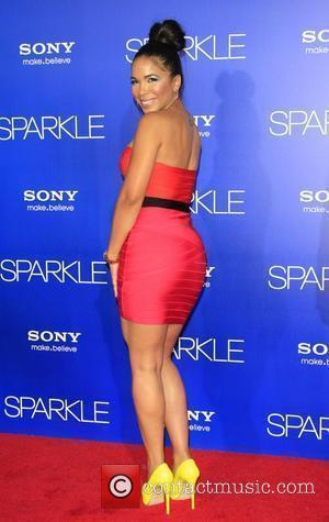 Maya Gilbert  Los Angeles Premiere of 'Sparkle' at Grauman's Chinese Theatre Los Angeles, California - 16.08.12