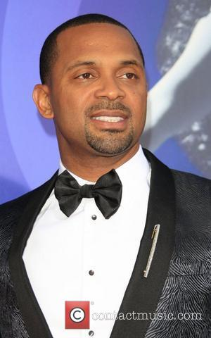 Mike Epps and Grauman's Chinese Theatre