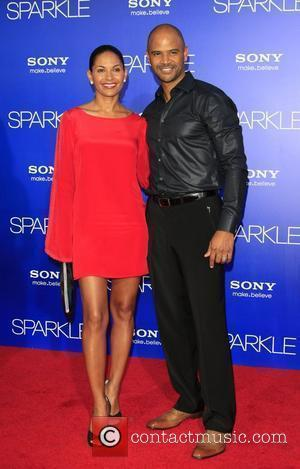 Salli Richardson, Dondre Whitfield  Los Angeles Premiere of 'Sparkle' at Grauman's Chinese Theatre Los Angeles, California - 16.08.12