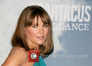 Lucy Lawless Premiere of Starz' Spartacus: Vengeance held at the ArcLight Cinemas Cinerama Dome Los Angeles, California - 18.01.12