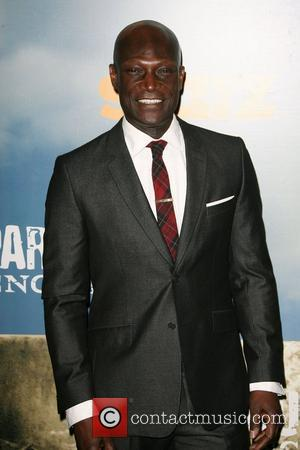 Peter Mensah Premiere of Starz' Spartacus: Vengeance held at the ArcLight Cinemas Cinerama Dome Los Angeles, California - 18.01.12